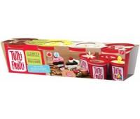 BJTT00151. Ароматные пирожные, набор для лепки. Tutti Frutti