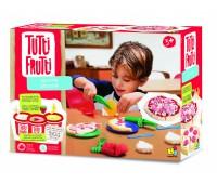 BJTT14801u. Все для Пиццерии, набор для лепки. Tutti Frutti