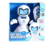 K13406. 2001361 Робот-киборг, синий. KeenWay