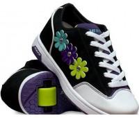 7964. Роликовая обувь Flora. Heelys
