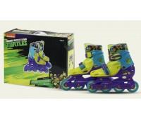 RS0119. Ролики р.30-33, Disney Turtles. Країна Іграшок