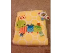 Мягкое одеяло Taggies