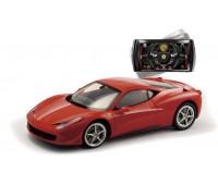 S86075. 2009072 Ferrari 458 Italia Android Bluetooth 1:16, машинка. Silverlit