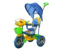 3-колесный детский велосипед Винни Пух