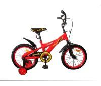 16K147 - RED/ВLACK. Велосипед двухколёсный 16K147 - RED/ВLACK (Красный). Miracolo. 8334