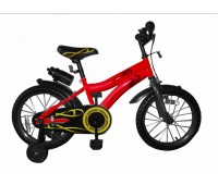 12K127 - RED/ВLACK. Велосипед двухколёсный 12K127 - RED/ВLACK (Красный). Miracolo. 8327
