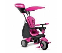 6402200. Велосипед Smart Trike Glow 4 в 1 розовый. Smart Trike