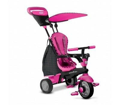 Купить 6402200. Велосипед Smart Trike Glow 4 в 1 розовый. Smart Trike, в интернет-магазине детских товаров Babys за 3 301 грн, Smart Trike по низкой цене. Профессиональный и быстрый сервис