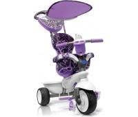 8000700. Велосипед Smart Trike Dream 4 в 1 сиреневый. Smart Trike