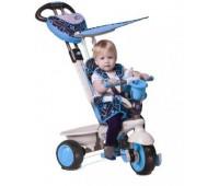 8000900. Велосипед Smart Trike Dream 4 в 1 голубой. Smart Trike