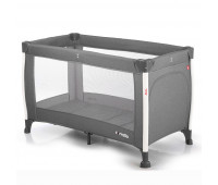 Манеж CARRELLO Polo CRL-11601 Silver Grey MOQ