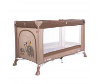 Манеж CARRELLO Solo CRL-11701 Coconut brown MOQ