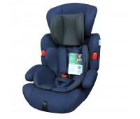 Автокресло BABYCARE Comfort BC-11901 Blue группа 1+2+3 кор.ш.к./4/