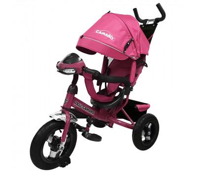 Велосипед трехколесный TILLY CAMARO T-362 Розовый /1/