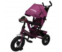 Велосипед трехколесный TILLY CAMARO T-362 Фиолетовый /1/