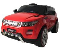 Электромобиль T-783 EVA RED джип на р.у. 2*6V4.5AH мотор 2*15W с MP3 108*61*58 /1/