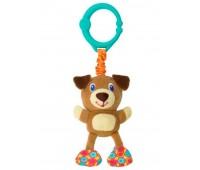 Подвесная игрушка Собака, Bright Starts