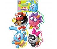 Смешарики, Baby Puzzle (VT1106-47), Vladi Toys