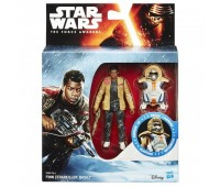 Финн, Пробуждение силы 9,5 см, Star Wars, Hasbro
