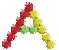 Фантазия, мозаика-пазл 32 элемента. Тигрес