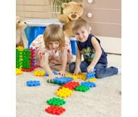 Соединяйка - игрушка-конструктор, 26 элементов, Тигрес
