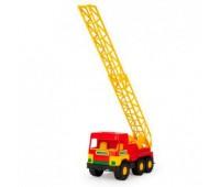 Middle Truck - пожарная машина, 47 см, Wader