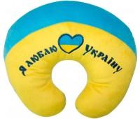 Подголовник Я люблю Украину, Тигрес