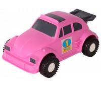 Авто-арбуз - машинка розовая, Wader