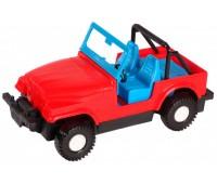 Авто-джип мини - машинка красная, Wader
