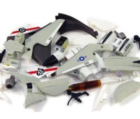 Модель самолета F-14A Black Aces , 1:150, 4D Master