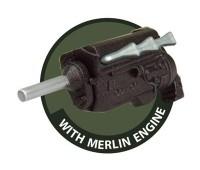 Модель истребителя Spitfire MK.VB Debden , 1:72, 4D Master