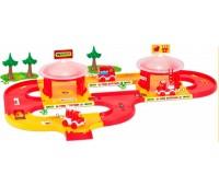 Kid Cars 3D - набор пожарная, Wader