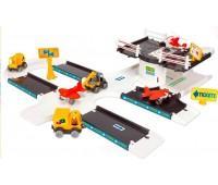 Kid Cars 3D - аеропорт, Wader