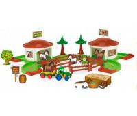 Kid Cars 3D - Ранчо, Wader