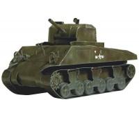 Танк М4А2 Sherman, серия Бронетехника, Умная бумага