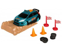Игровой набор ралли Ford Fiesta (свет, звук), Road Rippers, Toy State