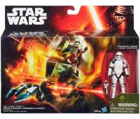 Assault Walker с фигуркой 9,5 см, Star Wars, Hasbro