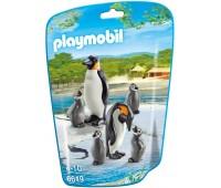 Семья пингвинов (6649), Playmobil