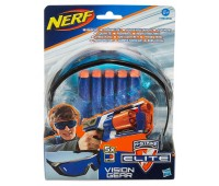 Очки и 5 стрел N-Strike Elite, Nerf