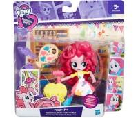 Художница Пинки Пай, кукла с аксессуарами, MLP Equestria Girls