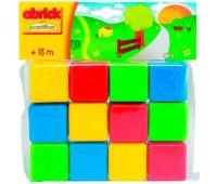 Развивающие кубики с цифрами, Ecoiffier