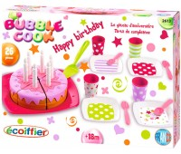 День рождения, набор посуды, Ecoiffier