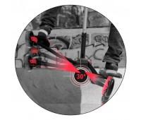 SkiScooter Z7 (красный), Smar Trike