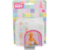 Подгузники для пуспа 38-43 см, 5 шт, New Born Baby