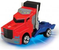 Машинка с подсветкой Оптимус Прайм, Dickie Toys