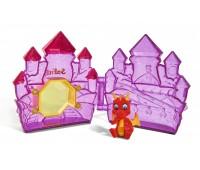 Игровой набор Замок Драки с фигуркой, Safiras