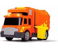 Уборщик города со светом и звуком (15 см), Dickie Toys