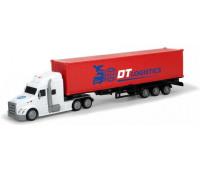 Грузовик для перевозки контейнеров (42 см), Dickie Toys