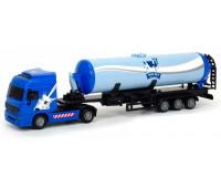 Грузовик для перевозки молока (42 см), Dickie Toys
