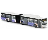 MAN Lion's (фиолетовый), городской транспорт, 20 см, Majorette